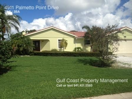4911 Palmetto Point Dr Photo 1