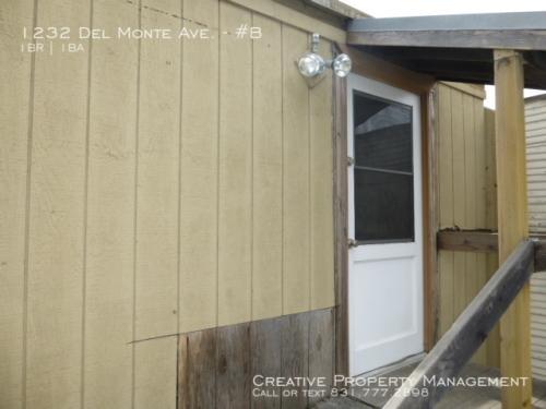 1232 Del Monte Avenue #B Photo 1
