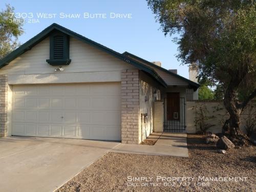 7303 W Shaw Butte Drive Photo 1