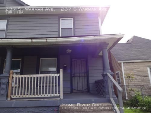 237 S Warman Avenue #237 S WARMAN AVE Photo 1