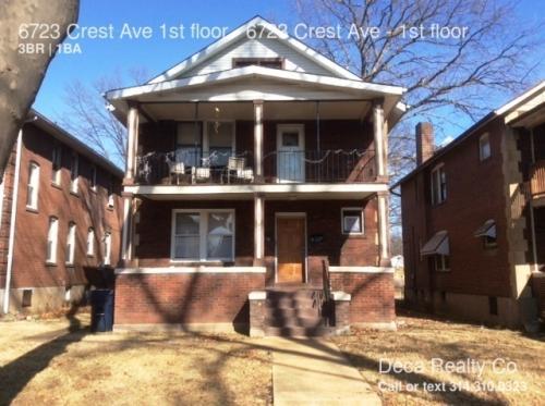 6723 Crest Ave 1st Floor #6723 CREST AVE  1ST  Photo 1