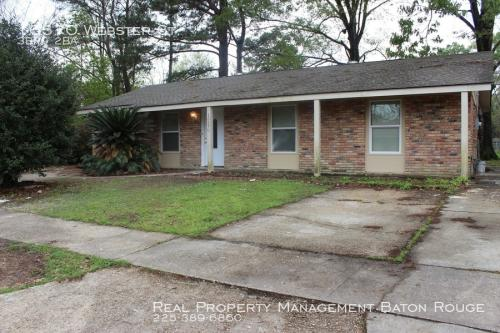 Houses for Rent in East Baton Rouge Parish County, LA from $675 to