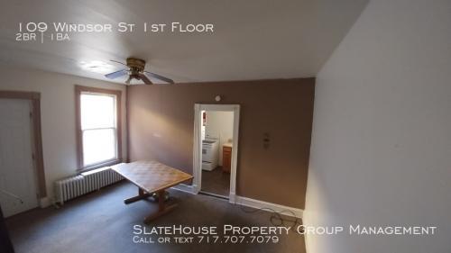 109 Windsor St 1st Floor Photo 1