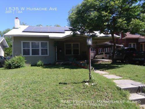 1535 W Huisache Avenue Photo 1