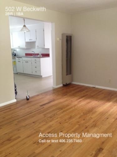 502 W Beckwith Photo 1