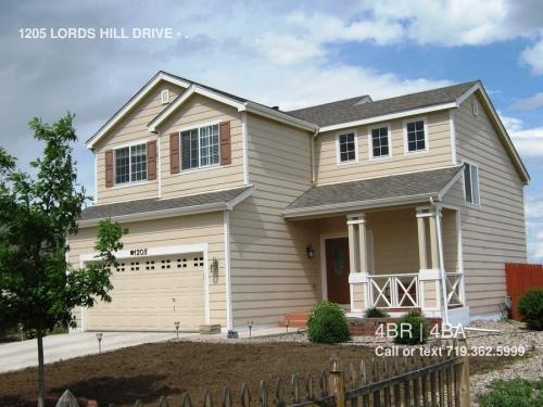 1205 Lords Hill Drive Photo 1