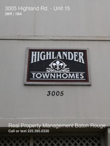 3005 Highland Road Photo 1