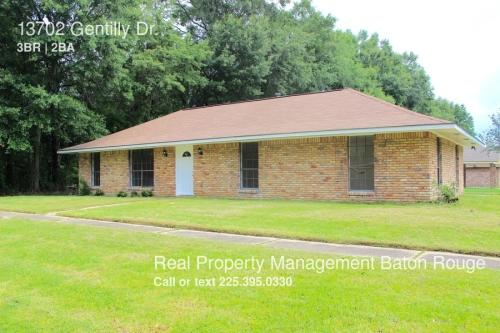 13702 Gentilly Drive Photo 1