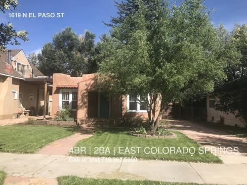 1619 N El Paso Street Photo 1