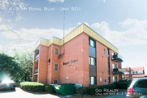 1415 Mt Royal Boulevard #501 Photo 1