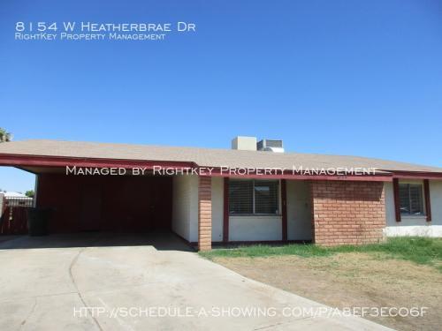 8154 W Heatherbrae Drive Photo 1