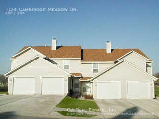 104 Cambridge Meadow Drive Photo 1