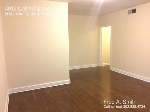 4012 Calvert Street #NW Photo 1