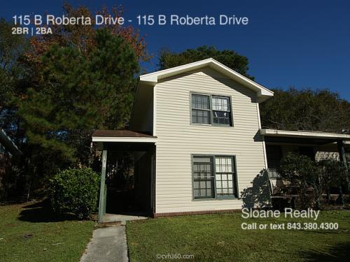115 B Roberta Drive #115 B ROBERTA DRIVE Photo 1