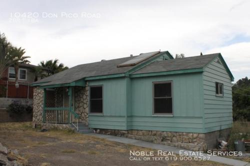 10420 Don Pico Road Photo 1
