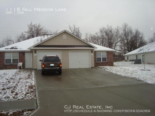 1118 Fall Meadow Lane Photo 1