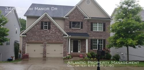 348 Shiloh Manor Drive Photo 1