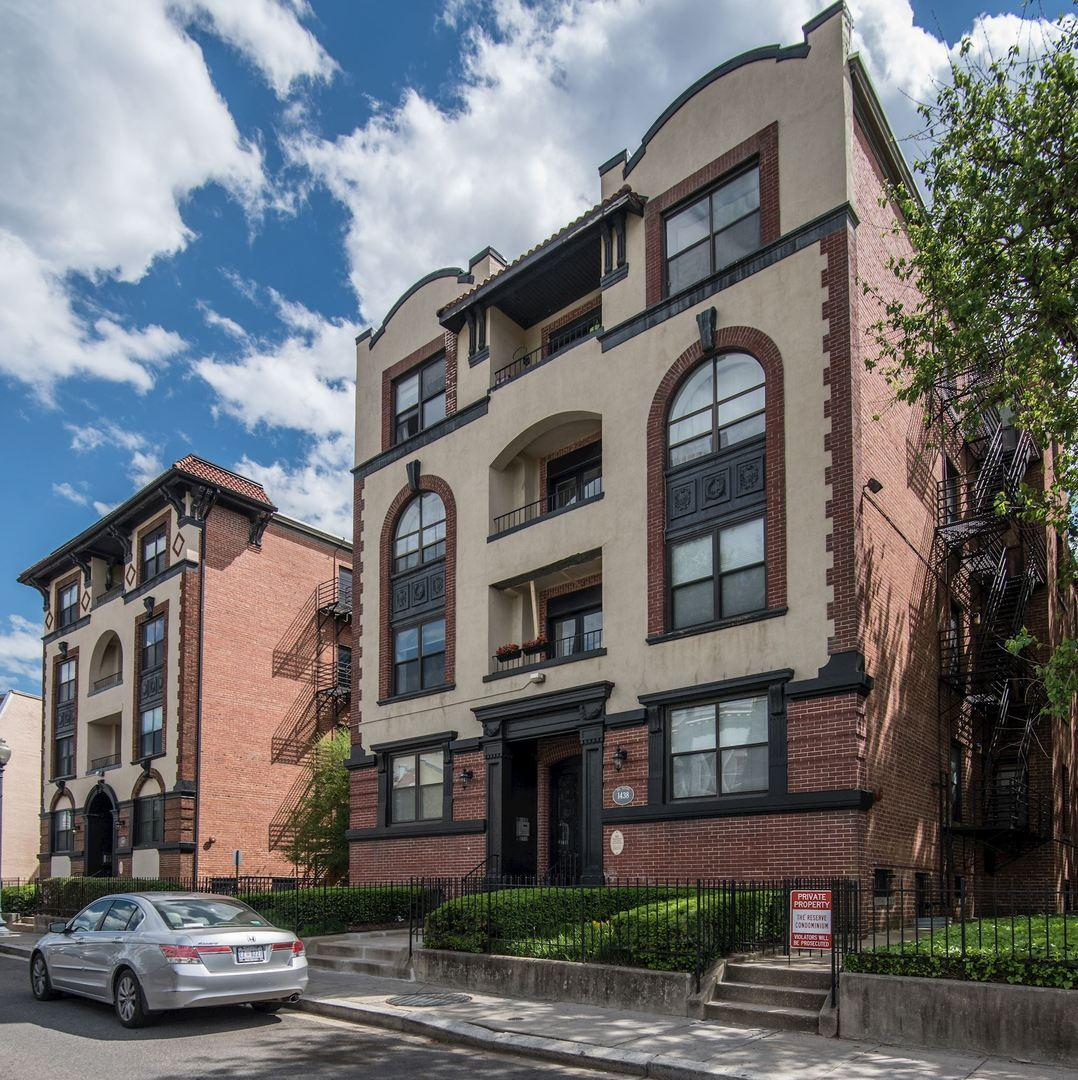 Apartment Unit 206 at 1438 Meridian Place, Washington, DC 20010 ...