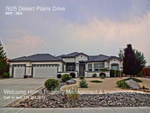 7625 Desert Plains Drive Photo 1