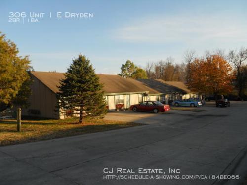 306 Unit 1 E Dryden Photo 1