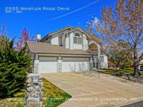 2555 Whistler Ridge Drive Photo 1