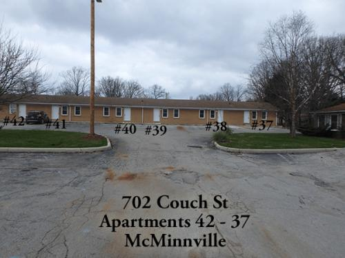 702 Couch Street Photo 1