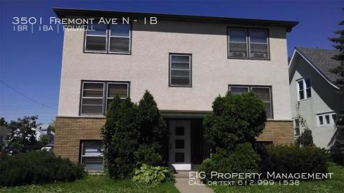 3501 Fremont Avenue N #1B Photo 1