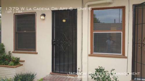 1379 W La Cadena Drive Photo 1