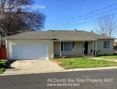 3807 Santa Rita Drive Photo 1