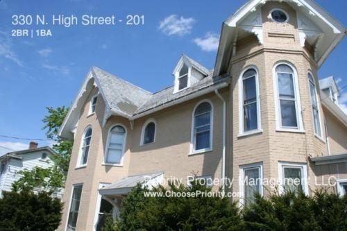 330 N High Street #201 Photo 1