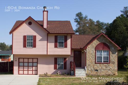 1604 Bonanza Church Road Photo 1