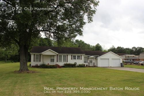 11922 Old Hammond Highway Photo 1