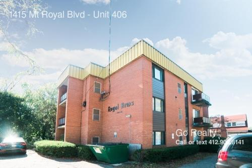1415 Mt Royal Boulevard #406 Photo 1
