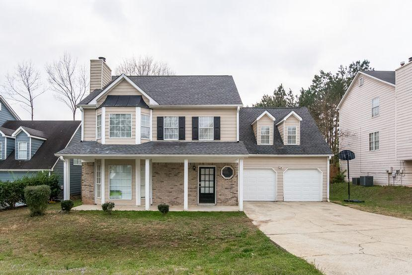 Remarkable 1369 Chapel Hill Court Sw Marietta Ga 30008 Hotpads Home Interior And Landscaping Elinuenasavecom