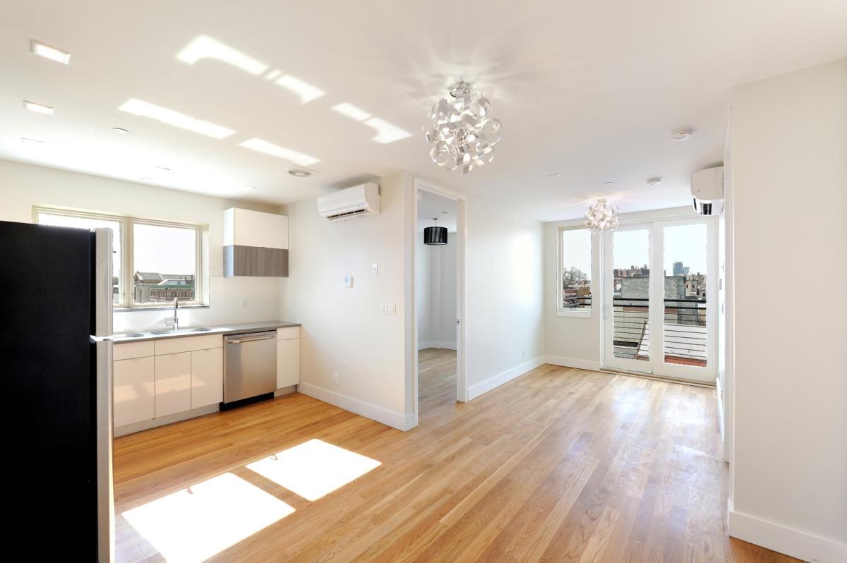 Apartment unit 2f at 183 tompkins avenue brooklyn ny for Stuyvesant apartments