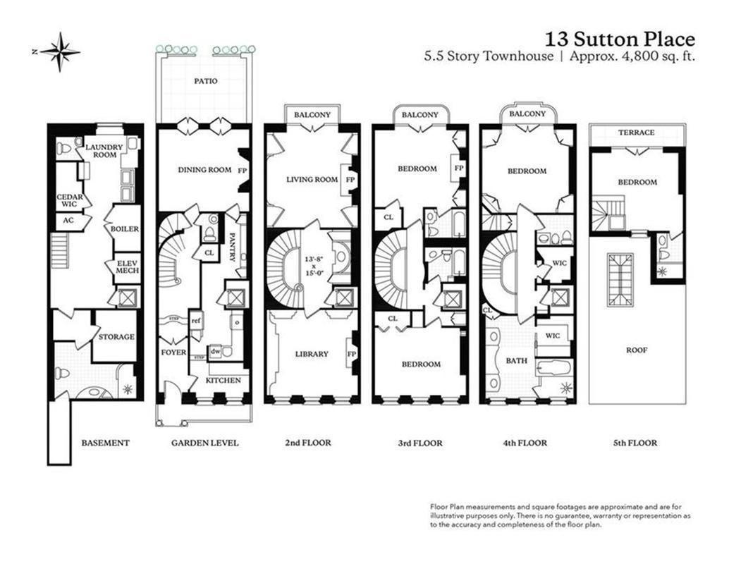 apartment unit th at 13 sutton place manhattan ny 10022 hotpads
