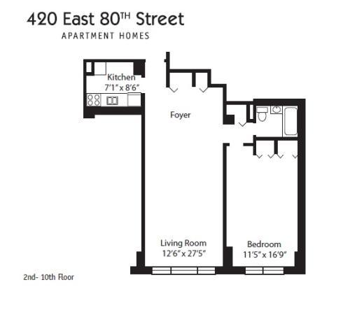 420 E 80th Street Photo 1