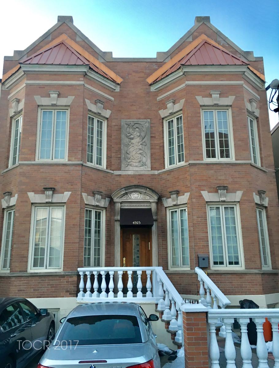 apartment unit 1 at 4523 harrison place, union city, nj 07087