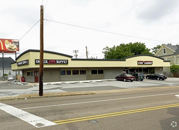1680 Madison Ave Midtown Restaurant For Lease Memphis Tn