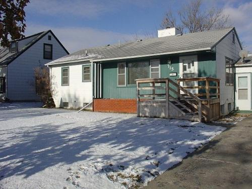 billings mt hookup Laundry hook ups in basement and on the upper level 2 car attached garage, large yard backing up to empty 918 ahoy ave, billings, mt 59105 is a single family.
